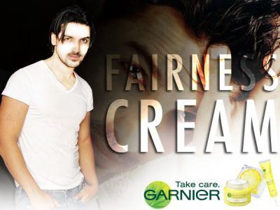 Indian fairness cream ad