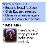 MAD HAIR?