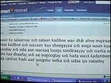 Using hotmail in Somali language