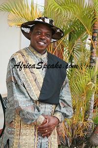 Stephen Rwangyezi